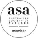 Australian Society of Authors member logo black